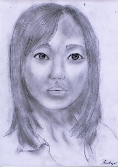 Yunjin Kim por Gudrun